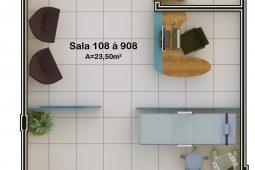 Empreendimento e Imovel - Aluga Loja e Sala Comercial Mobiliada em Palhoca